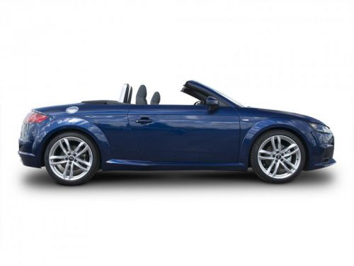 Lease The Audi Tt Roadster Special Editions 1 8t Fsi Black