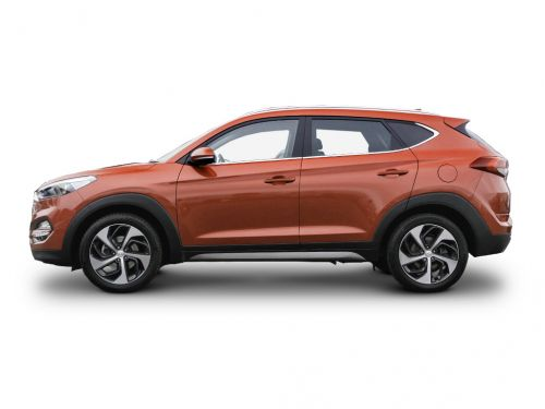 Lease The Hyundai Tucson Special Editions 1 7 Crdi Blue