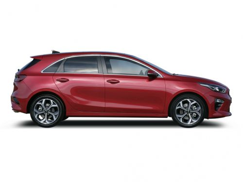 Lease the Kia Ceed Hatchback 1.4T GDi ISG 3 5dr - NEW ...