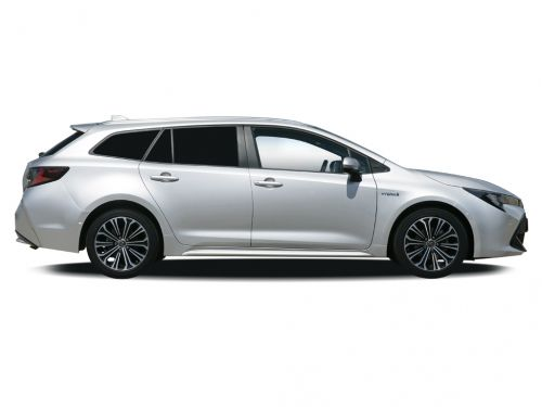 toyota corolla touring sport 1.2t vvt-i design 5dr [panoramic roof] 2018 profile