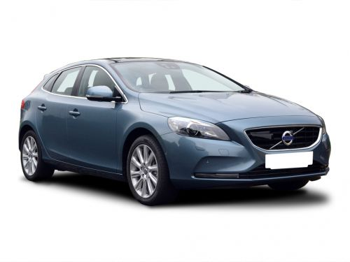 volvo v40 diesel hatchback d2 [122] r design edition 5dr 2018 front three quarter