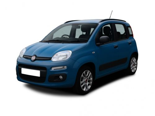 fiat panda hatchback 1.2 pop 5dr 2012 front three quarter