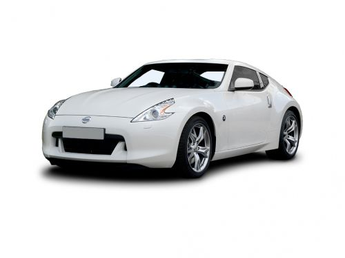 nissan 370z coupe 3.7 v6 [328] 3dr 2010 front three quarter