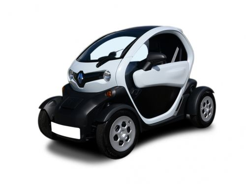 Renault Twizy Coupe 13kw Expression 2dr Auto 2017 Front Three Quarter
