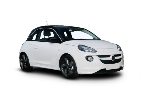 vauxhall adam hatchback 1.2i jam 3dr [style/technical pack] 2013 front three quarter