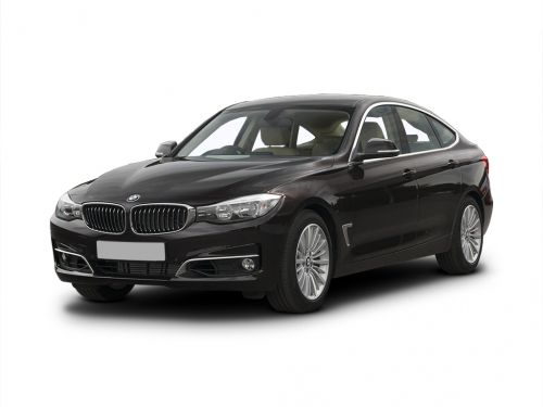 bmw 3 series gran turismo hatchback 320i m sport 5dr step auto [business media] 2013 front three quarter