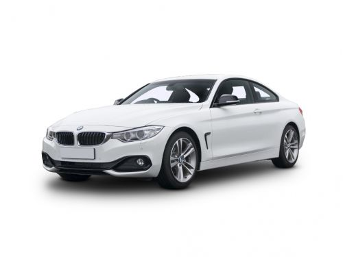 bmw 4 series diesel coupe 420d [190] sport 2dr auto [business media] 2015 front three quarter