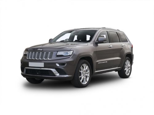 jeep grand cherokee sw diesel 3.0 crd overland 5dr auto [start stop] 2016 front three quarter