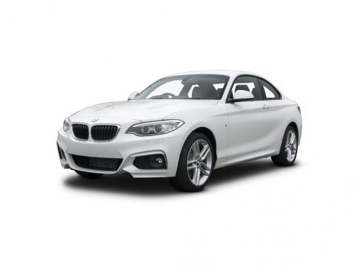 bmw 2 series diesel coupe 218d [150] m sport 2dr step auto [nav] 2015 front three quarter