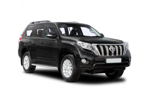 Toyota Land Cruiser Lease Amp Contract Hire Deals Toyota