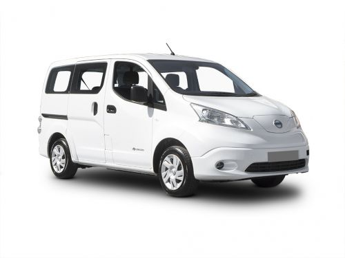 nissan e-nv200 combi electric estate 80kw visia 40kwh 5dr auto [7 seat] 2018 front three quarter