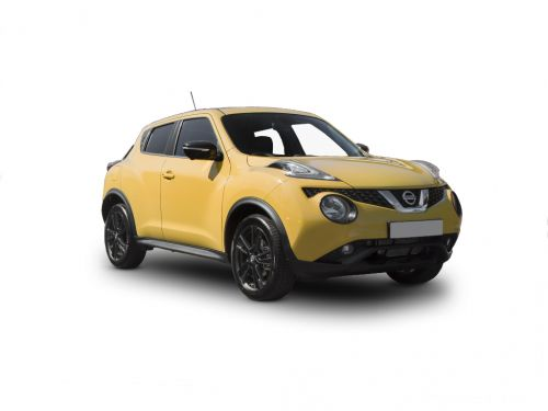 nissan juke hatchback 1.6 visia 5dr 2014 front three quarter
