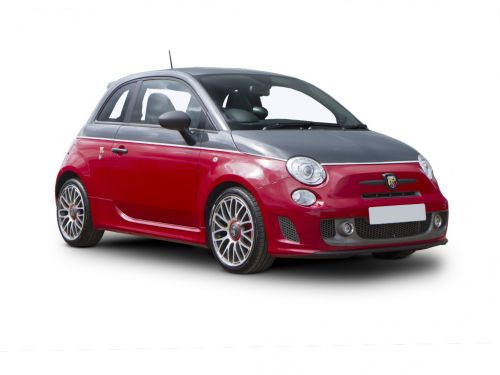 abarth 695 hatchback special edition 1.4 t-jet 180 70th anniversary 3dr 2019 front three quarter