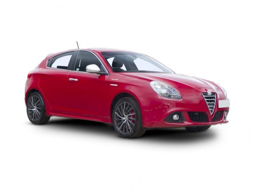 alfa romeo giulietta hatchback 1.4 tb super 5dr 2018 front three quarter