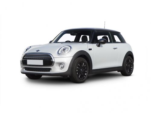 mini hatchback 1.5 cooper exclusive ii 3dr auto [comfort/nav pck] 2018 front three quarter