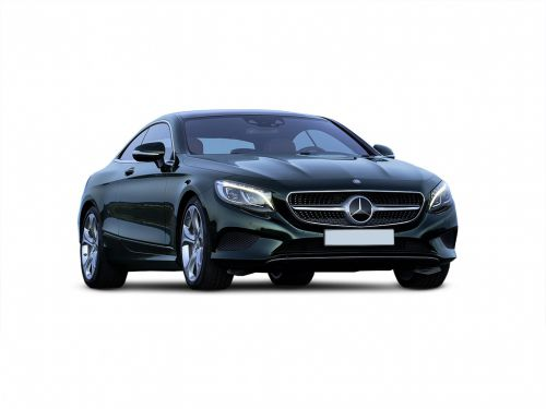 Mercedes Benz S Class Coupe Lease Contract Hire Deals