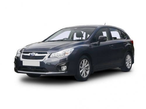 Subaru Impreza Hatchback Lease Contract Hire Deals Subaru