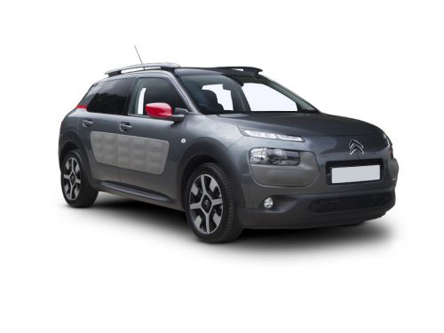 citroen c4 cactus hatchback special editions 1.6 bluehdi flair edition 5dr [non start stop] 2016 front three quarter