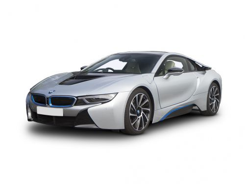 bmw i8 coupe [374] 2dr auto 2018 front three quarter
