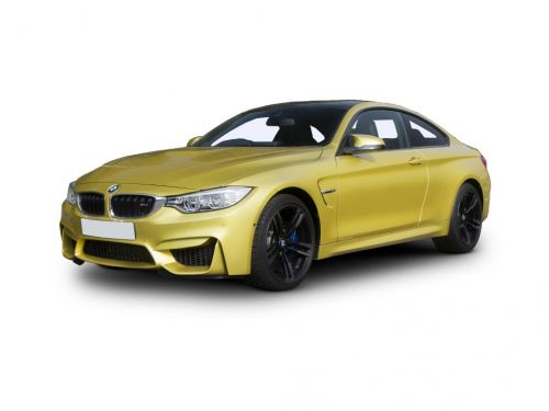 bmw m4 coupe m4 2dr dct [competition pack] 2016 front three quarter
