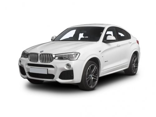 Lease the BMW X4 Diesel Estate xDrive M40d 5dr Step Auto | LeaseCar UK