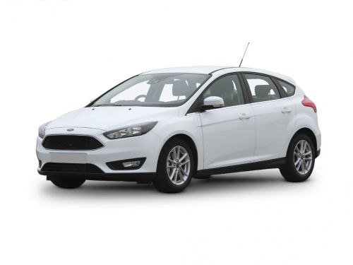 ford focus diesel hatchback 1.5 tdci 120 zetec edition 5dr 2017 front three quarter