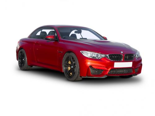 bmw m4 convertible m4 2dr dct [competition pack] 2016 front three quarter