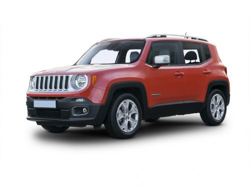jeep renegade diesel hatchback 1.6 multijet longitude 5dr 2015 front three quarter