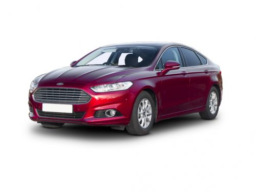ford mondeo saloon 2017 front three quarter