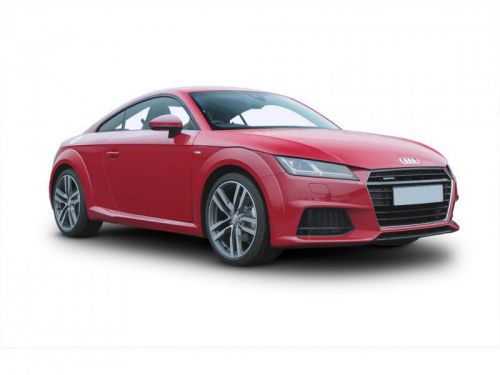 audi tt coupe special editions 1.8t fsi black edition 2dr 2016 front three quarter