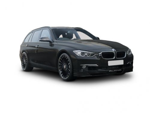 bmw alpina touring b3 s 3.0 bi turbo 5dr switch-tronic 2017 front three quarter