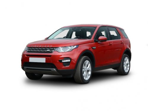 land rover discovery sport diesel sw 2.0 td4 180 hse luxury 5dr auto [5 seat] 2018 front three quarter