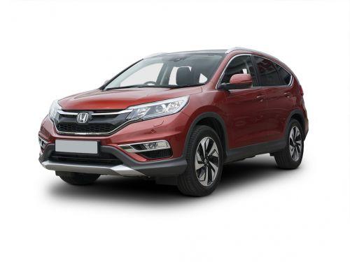 Honda Cr V Sel Estate 1 6 I Dtec S Plus 5dr 2wd 2017 Front