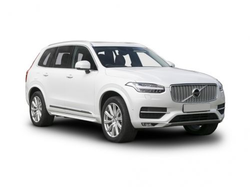 volvo xc90 diesel estate 2.0 d5 powerpulse momentum 5dr awd geartronic 2016 front three quarter