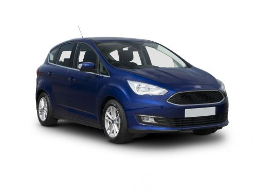 Ford C Max Estate 1 0 Ecoboost Zetec 5dr 2017 Front Three Quarter