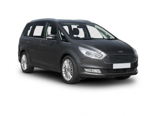 ford galaxy diesel estate 2.0 ecoblue zetec 5dr 2019 front three quarter