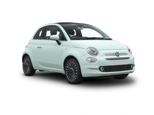 fiat 500c convertible 1.2 lounge 2dr 2015 front three quarter