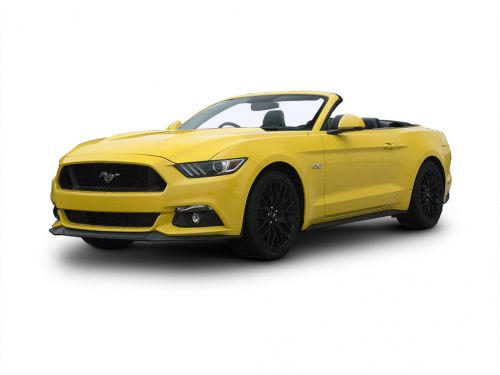 mustang gt front convertible motor en trend test view ford news first