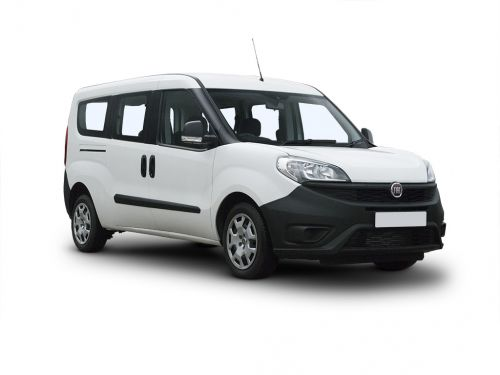 fiat doblo xl combi diesel estate 1.6 multijet 120 active 5dr 2015 front three quarter