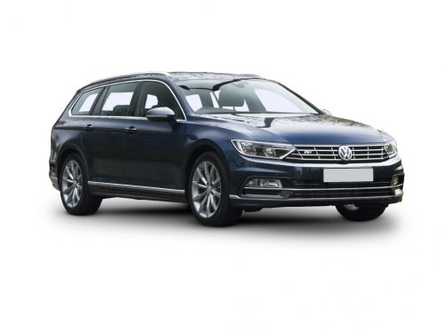 volkswagen passat diesel estate 2.0 tdi se business 5dr dsg  [7 speed] 2017 front three quarter