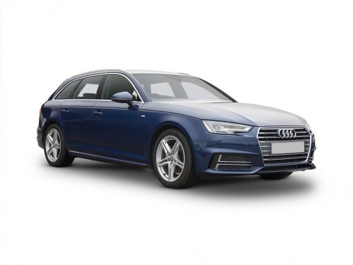 Lease The Audi A4 Avant Special Editions 20t Fsi Black Edition 5dr