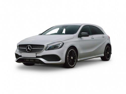Mercedes Benz A Class Hatchback A160 Sport Edition 5dr 2018 Front Three  Quarter