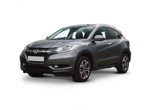 honda hr-v hatchback 1.5 i-vtec se 5dr 2015 front three quarter