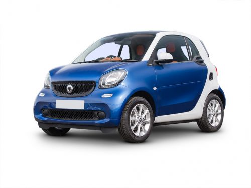 smart fortwo electric coupe 60kw eq prime premium 17kwh 2dr auto [22kwch] 2018 front three quarter