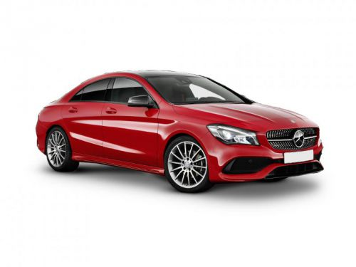 Lease The Mercedes Benz Cla Class Coupe Special Edition