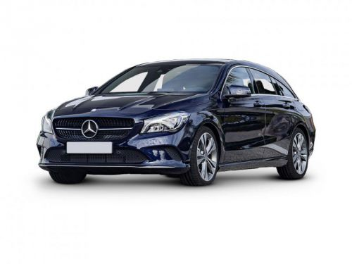 lease the mercedes benz cla class estate cla 220d amg line