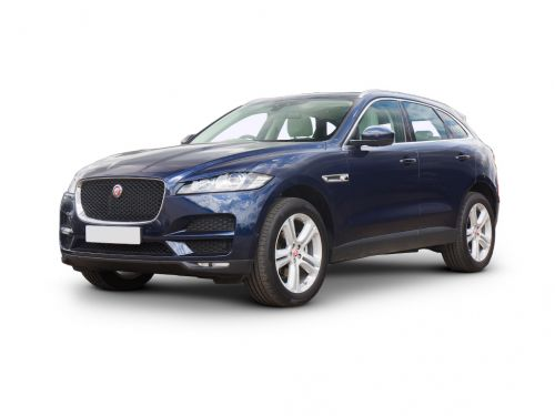 jaguar f-pace estate 2.0 r-sport 5dr auto awd 2017 front three quarter