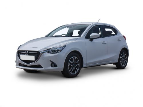 mazda mazda2 hatchback 1.5 75 se-l+ 5dr 2018 front three quarter