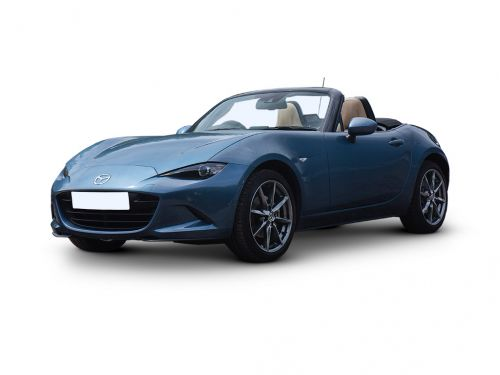 mazda mx-5 convertible 1.5 [132] sport nav+ 2dr 2018 front three quarter