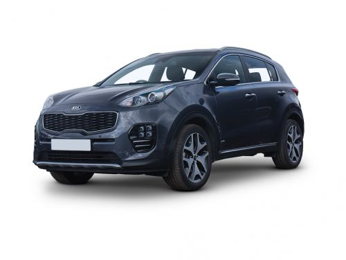 kia sportage diesel estate 1.7 crdi isg 3 5dr [panoramic roof] 2016 front three quarter